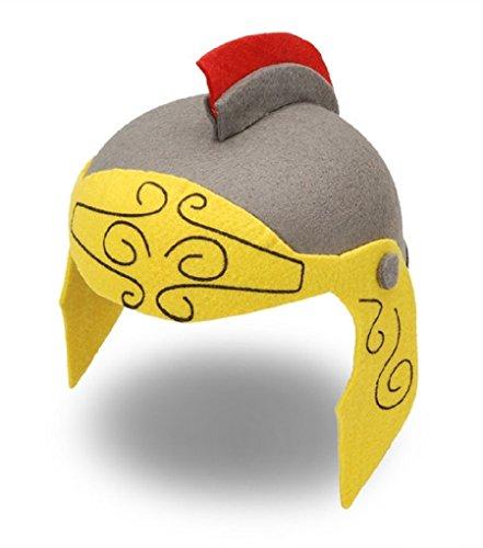 Felt Gladiator Child Hat (Felt Animal Hats Hat:Gladiator)