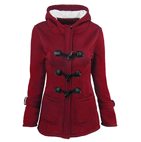 Quilted Long Coat - 5