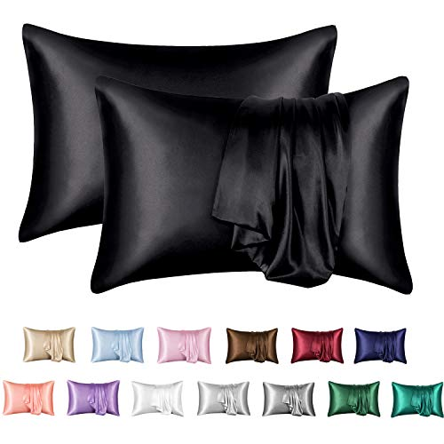 MR&HM Satin Pillowcase
