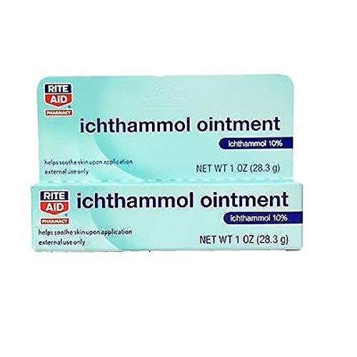 Rite Aid Ichthammol Ointment, 1 oz (28.3 g), 1 Count