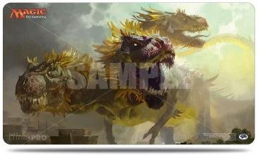 Magic The Gathering – Rivals of Ixalan – Zacama, Primal Calamity Playmat