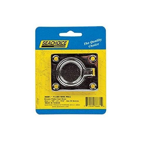 Seachoice Flush Ring Pull 1-7/8 In. X 2-7/16 In. - Seachoice Flush Ring Pull