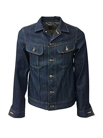 21b6964f Lee 101 Jacket Men's Jeans mod Rider Jacket L97J2141 Selvage 100% Cotton -  Denim,