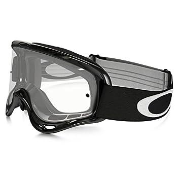 Oakley - Masque Cross O Frame Jet Black écran Transparent  Amazon.fr ... 3fb464b4a543