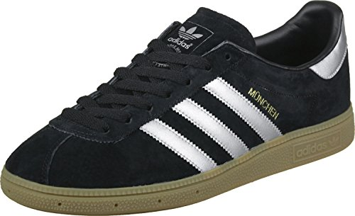 sale new styles adidas Munchen Blk/Silv free shipping lowest price wholesale price for sale free shipping cheapest price 7BaoQJ