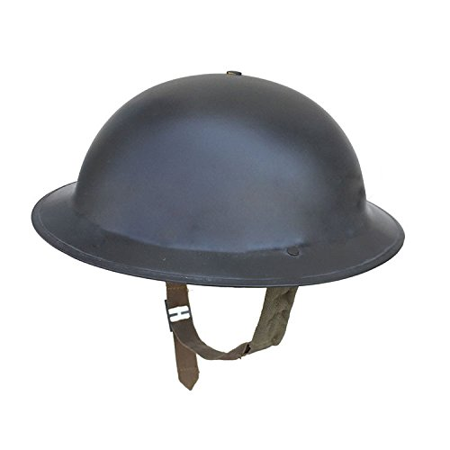 ZWJPW-Ww2 Uk Army Helmet Mk2 British Military Helmet for sale  Delivered anywhere in USA