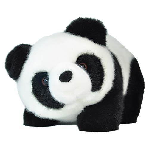 PANDALA Cute Standing Panda Bear Stuffed Animal Plush Toy - Oreo Baby 6.5''