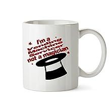Idakoos - I'm a Vending Machine Servicer, not a magician - Occupations - Mug
