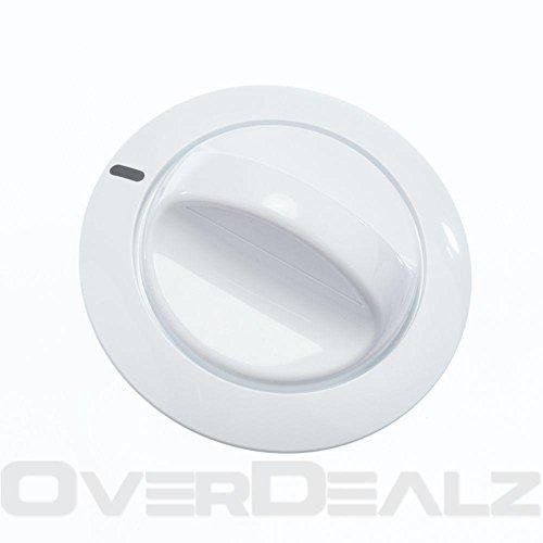 134011703 Frigidaire Dryer Timer Knob, White