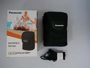 Panasonic vw-ps57X E-K Funda de cámara de vídeo Universal SD90/HS80, TM80, SD80/SD40/H100/S70