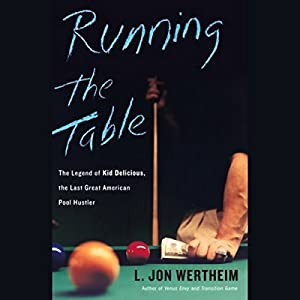 Running the Table Audiobook