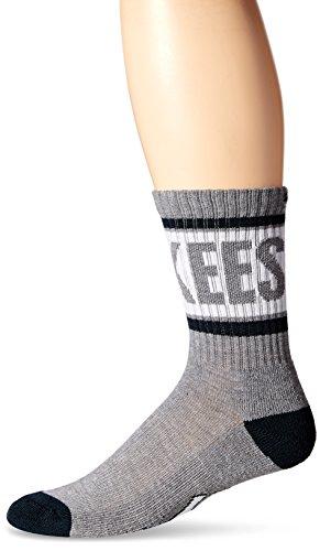 MLB New York Yankees Men's Calgary Sport Casual Dress Crew Socks (1 Pack), Medium, Slate Gray (Mlb Dress)