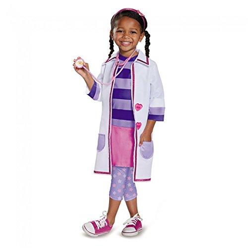 Hospital Deluxe McStuffins Disney Costume