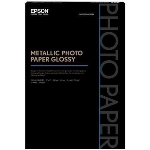 EPSS045590 - Professional Media Metallic Photo Paper Glossy