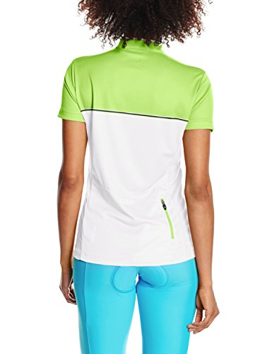 CMP - Camiseta de ciclismo para mujer verde