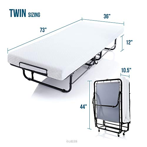 Buy folding twin bed