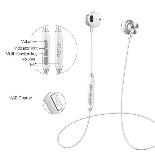 Buy magnetic bluetooth earbuds