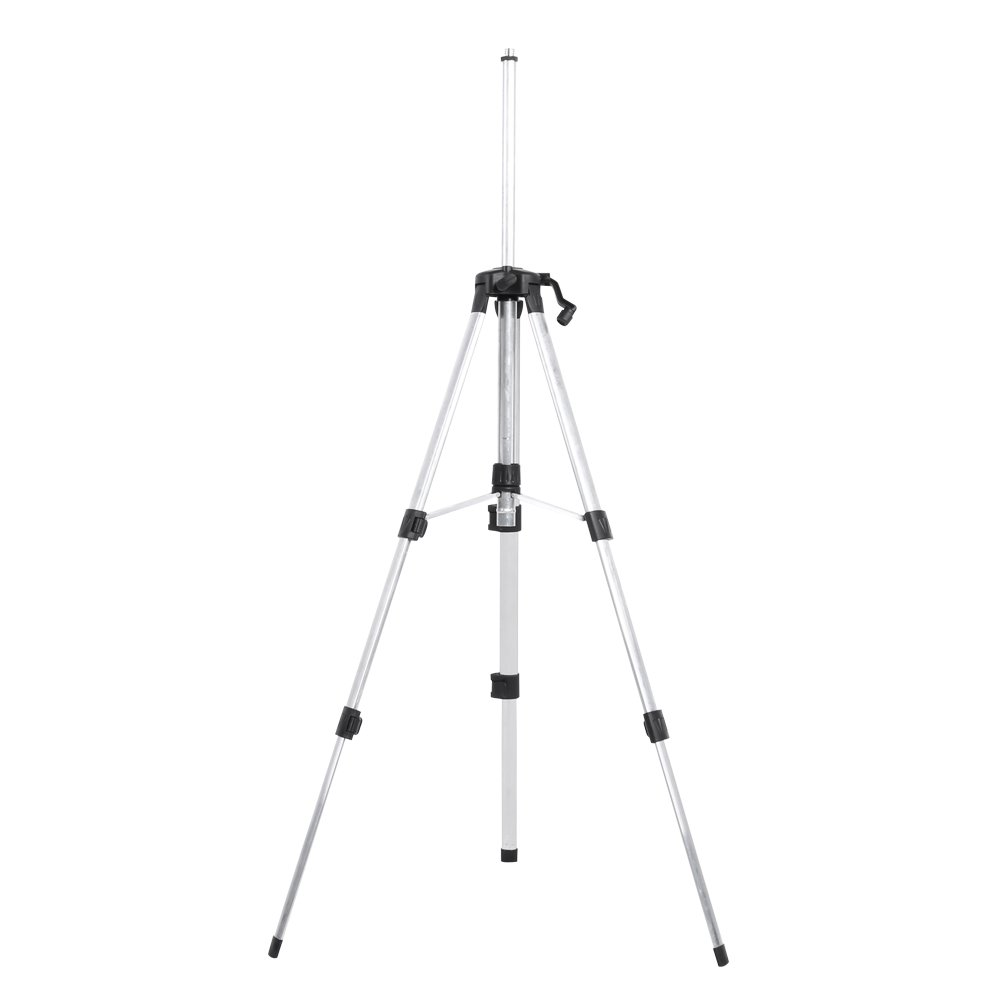 1.2M Tripod Level Stand,Professional Lightweight Tripod for Automatic Self Leveling Laser Level Measurement Tool Hilitand