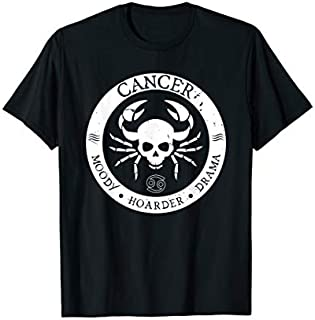 ⭐️⭐️⭐️ Savage Cancer Zodiac  by Antisocial Astrology Need Funny Short/Long Sleeve Shirt/Hoodie
