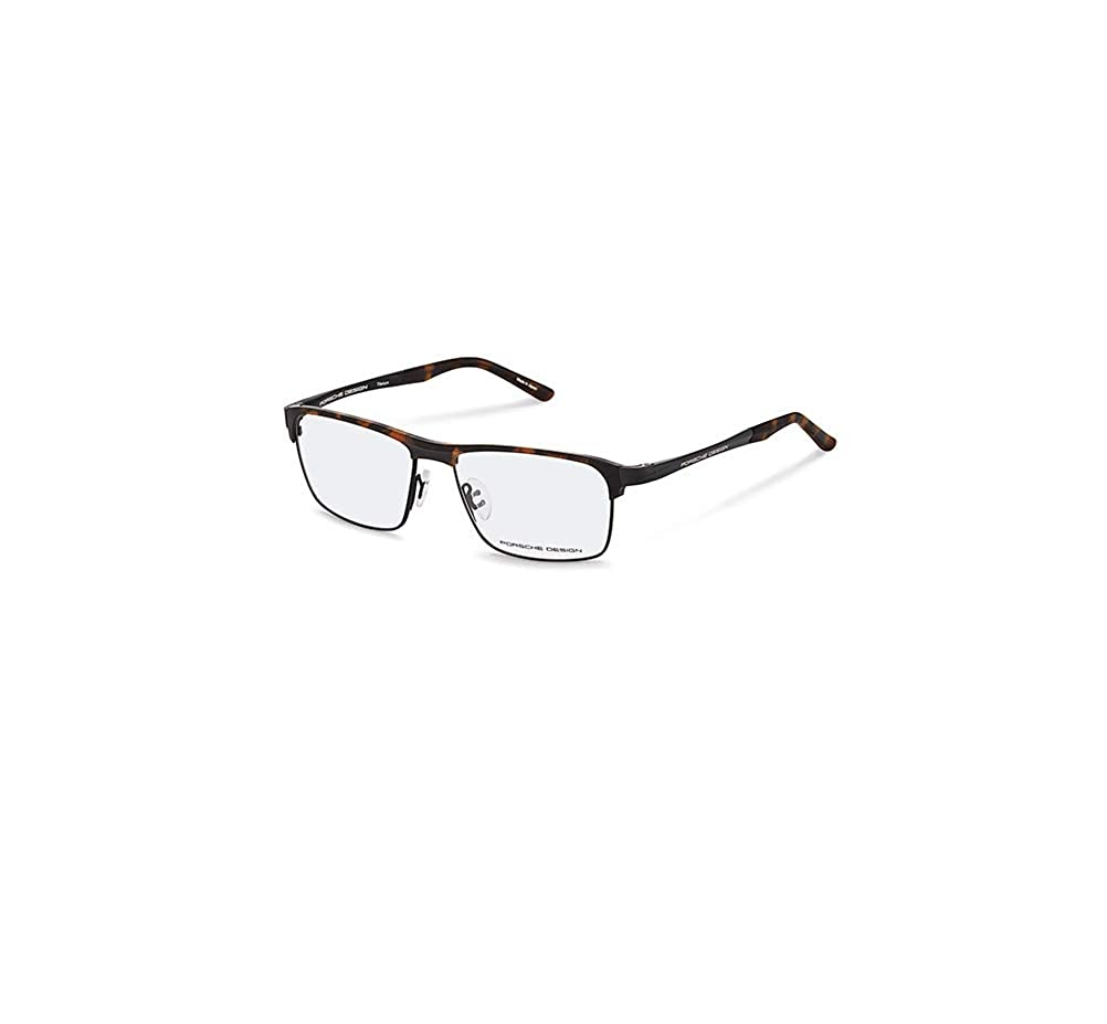 Amazon.com: Porsche Design P8343 B Havana 57-16 - Gafas de ...