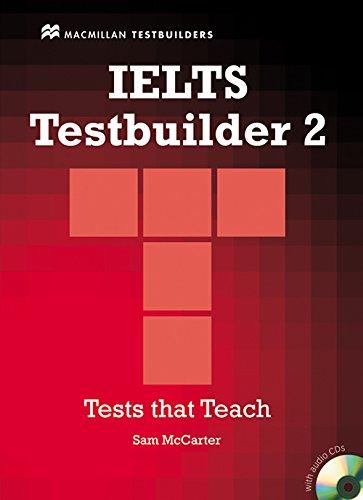 IELTS Testbuilder 2 [With 2 CDs] (MacMillan Testbuilders)