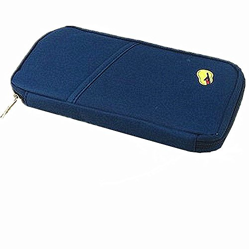 Evday KUU Unisex Passport Ticket Holder Travel Wallet