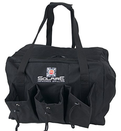 Solaire Carrying Bag Everywhere and Anywhere Portable Infrar