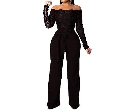 Carolina Dress Vestidos Largos De Mujer Sexys Color Vino Ropa De Moda para Fiesta Noche Elegantes Casuales Encaje Rojos at Amazon Womens Clothing store:
