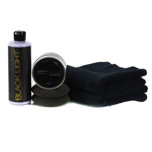 - Chemical Guys HOL_201 Black Paint Maintenance Kit (6 Items)
