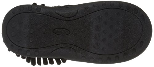 Pictures of Carter's Girls' Cata2 Fashion Boot Black Black 12 M US Little Kid 7