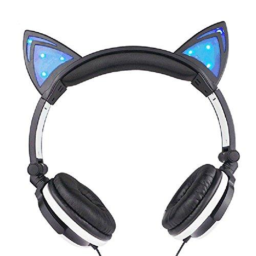 Folding earphone Headphone Computer headphones