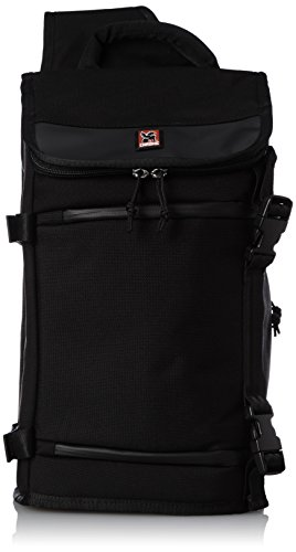 Chrome BG-134-BKBK Black 11.5L Niko Messenger