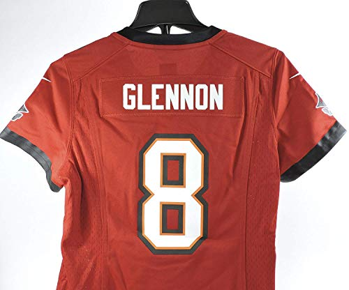 7e5ba86de Amazon.com   Mike Glennon Womens Jersey - Tampa Bay Buccaneers  8 Home Red  Nike NFL (Medium)   Sports   Outdoors