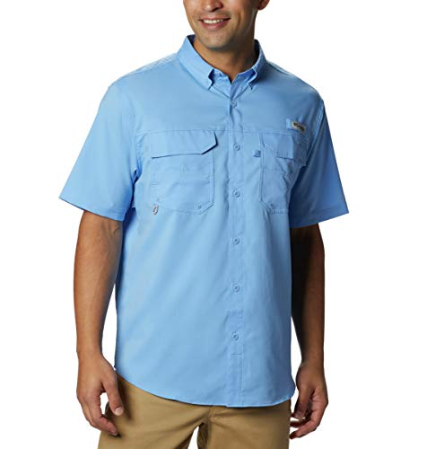 Columbia Men's Blood and Guts III Short Sleeve Woven Shirt