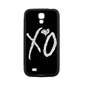 Danny Store Protective TPU Rubber Phone Case Cover for SamSung Galaxy S4,SIV Cases - The Weeknd XO