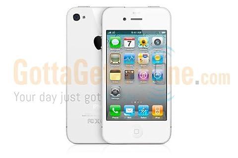 Virgin Mobile - Apple Iphone 4s 16gb Memory No-contract Mobile Phone - White (Apple Used Mobile)