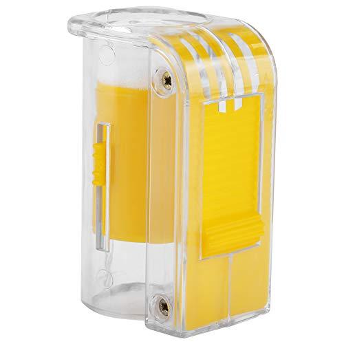 GLOGLOW Bee Queen Marking One Handed Catcher Light Weight Beekeeping Equipment Plastic Marker Bottle Convenient Plunger Beekeeper Tool Accessory ()