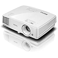 BenQ DLP Video Projector - WXGA Display, 3200 Lumens, 13,000:1 Contrast, HDMI, 3D-Ready Projector (MW526)