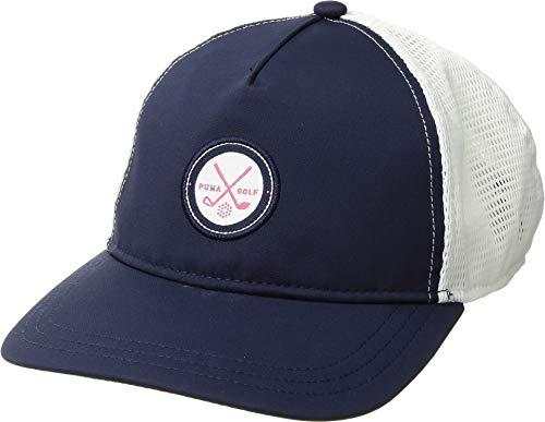 PUMA Golf Women's Patch Snapback Peacoat One Size