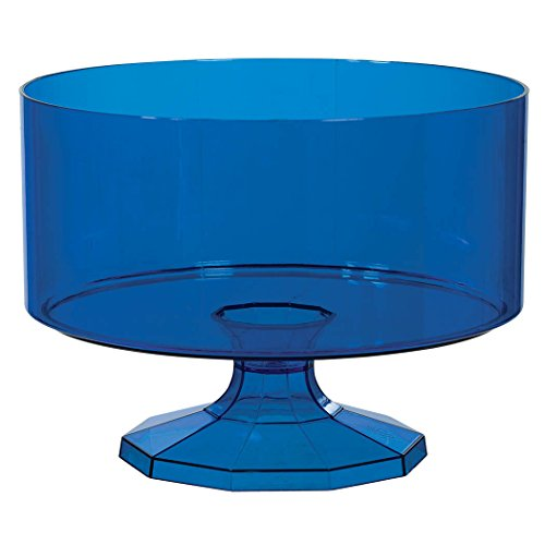 Royal Blue Trifle Container, Medium, Party Favor