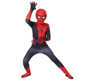 Adegk Trajes para Niños Traje De Spiderman para Niños Lejos ...