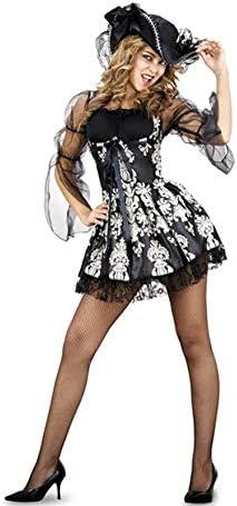 Disfraz de Lady Pirata Sexy para mujer en varias tallas: Amazon.es ...
