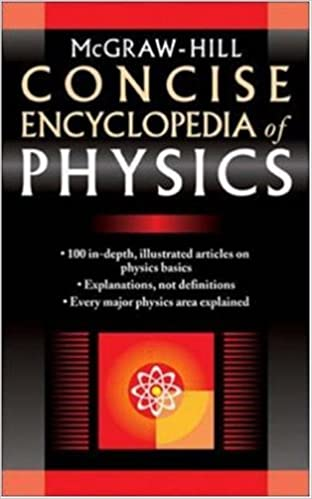 Book McGraw-Hill Concise Encyclopedia of Physics