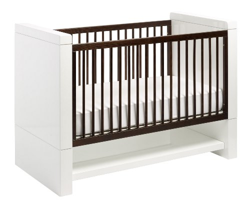 Maclaren Moderne Crib, Ebony Stained Ash (Discontinued by...