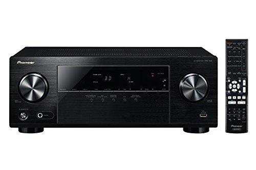 Pioneer VSX-329-K 5.1 AV Receiver (105 Watt pro Kanal, 4K Ultra HD Passthrough, HDMI 2.0, USB 2.0, ECO-Mode) schwarz
