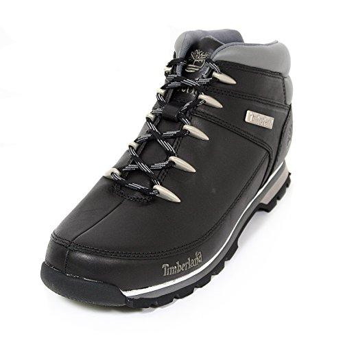Timberland 6200R - Botas de Piel para hombre negro