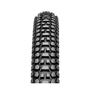 Tioga Bloodhound Cross Wire Tire with Black Wall, 700x38C