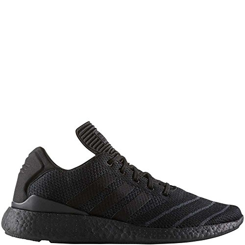 adidas Men's Originals Busenitz Pureboost Primeknit Shoes BY4091 Black Size (Black Boost)