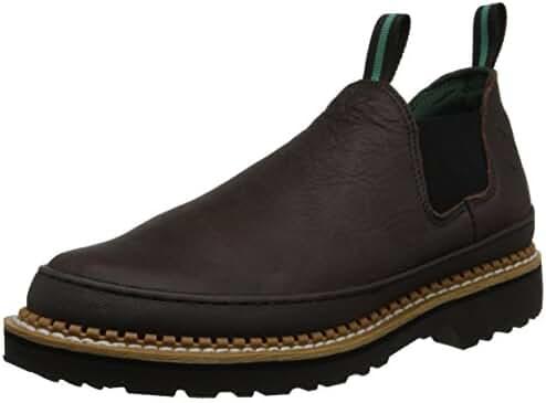 Georgia Giant Men's Romeo Slip-On Work Shoe