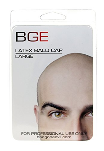 BGE Bald Cap Large Flesh Tone -